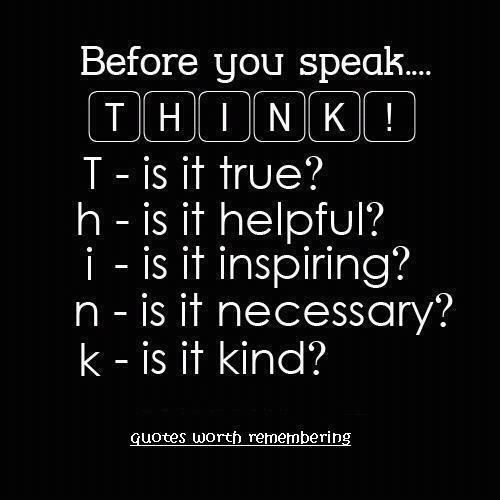 .think: Sayings, Idea, Inspiration, Quotes, Wisdom, Speak, Thought