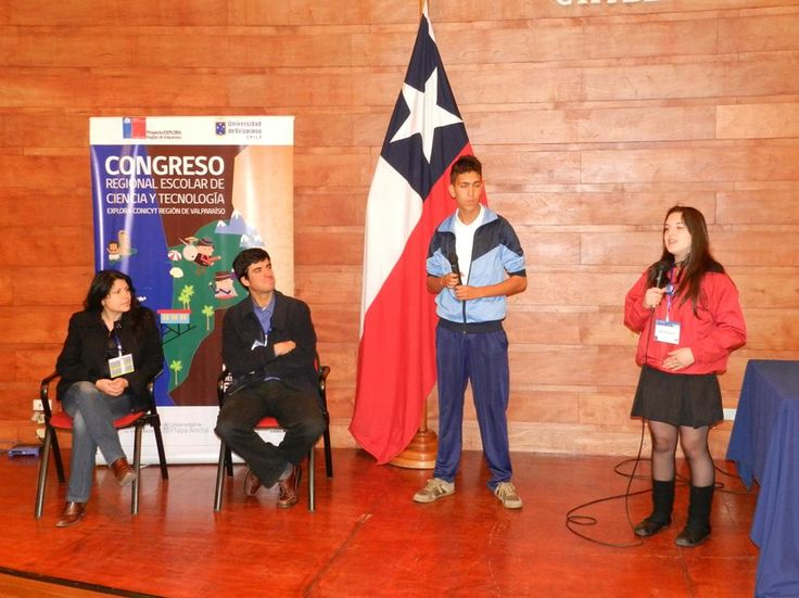 10 Congreso Escolar de Ciencia y Tecnología EXPLORA CONICYT Región de Valparaíso