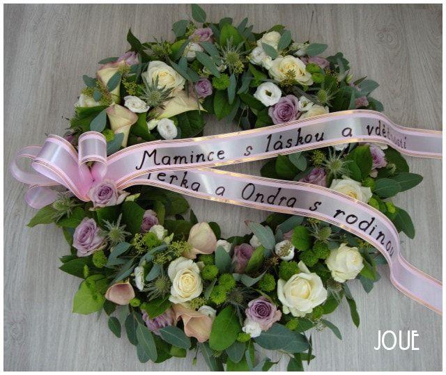 smuteční květiny #6
