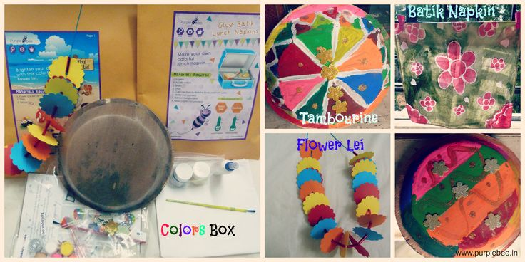 Fun Activities for Children: What is new at Purple Bee (January 2015)
