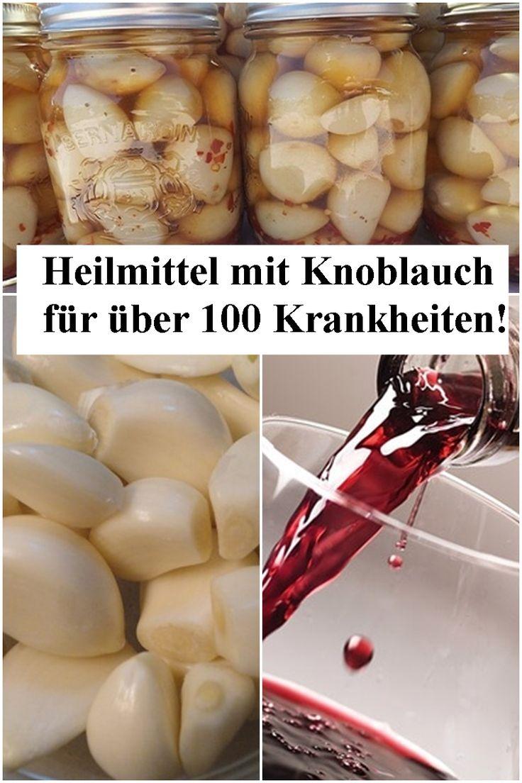 Heilmittel mit Knoblauch für über 100 Krankheiten! | isfurano!