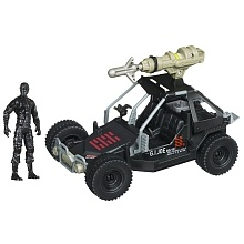 G.I.Joe Retaliation - Ninja Commando 4X4 Vehicle with Snake Eyes Figure