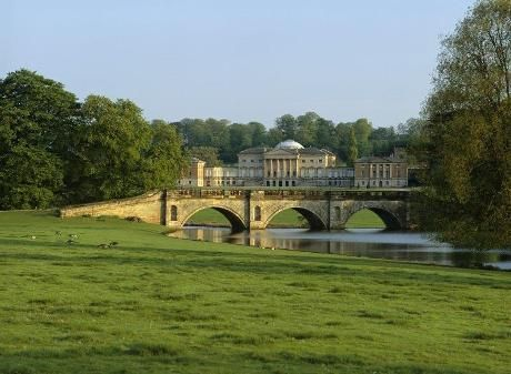 Kedleston Hall a view from the park land © Jonathan Turley The drive up to Kedleston Hall is stunning and it is so close to Derby- lucky to have it on our doorstep.