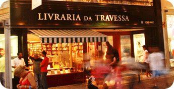 Livraria da Travessa -- Ipanema. Best book store in all of South America!!