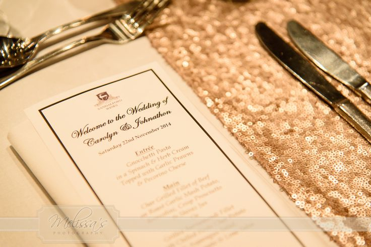 I loved the gold styling at Sandalford Wines for Carolyn & John.