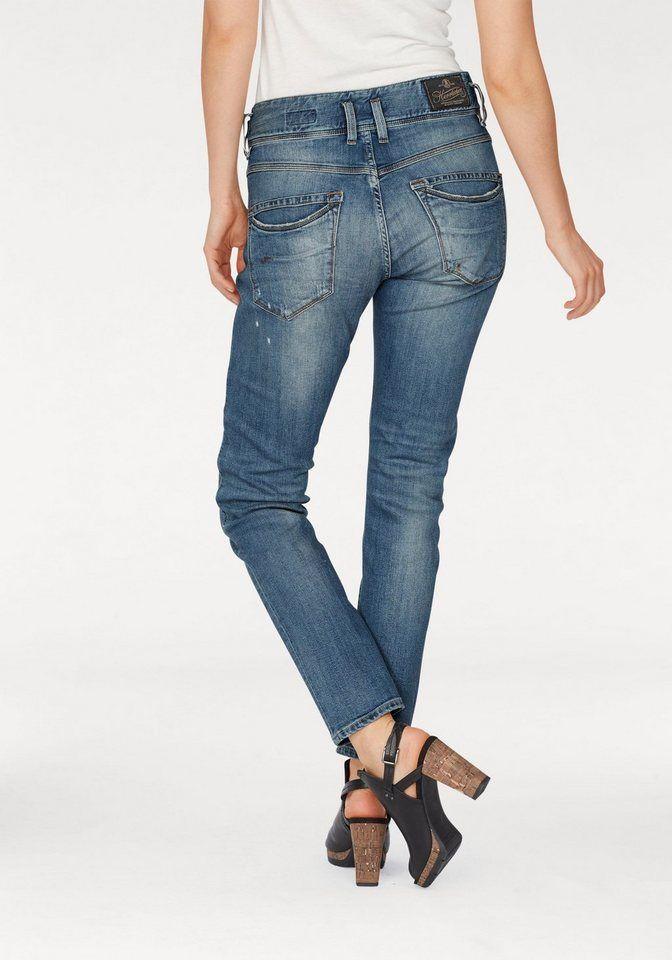 62264cc561b4 Herrlicher Boyfriend-Jeans »RAYA BOY« High Waist | Fashion (latest ...