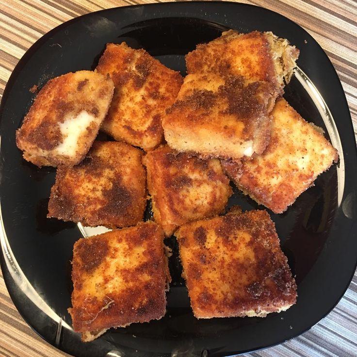 Leche Frita al estilo de mi madre