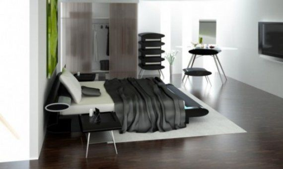 Men's Bedroom Ideas
