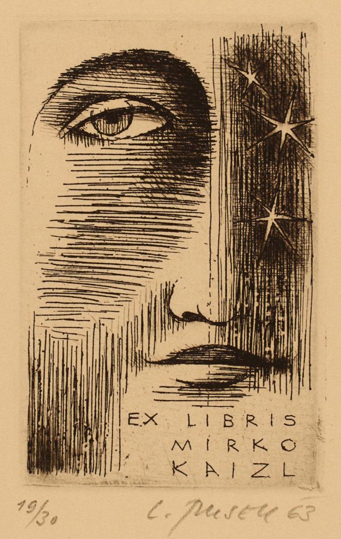 Ladislav Rusek, Art-exlibris.net