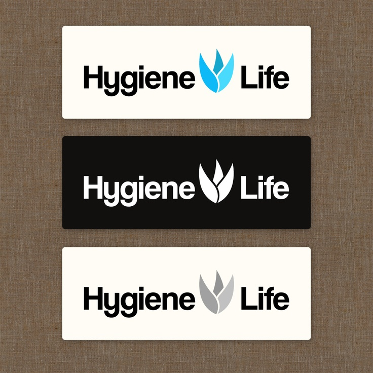 Hygiene Life - logo design