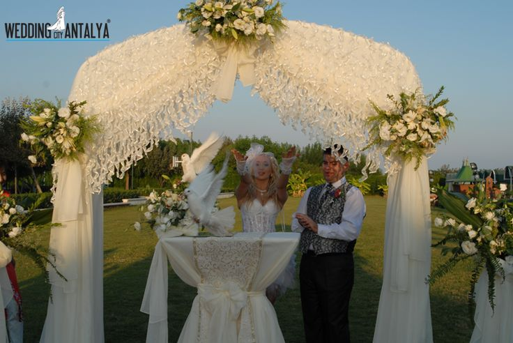 having wedding in Turkey