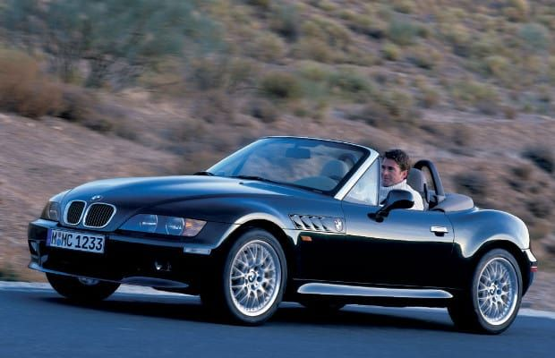 BMW Z3 - 10 Great Used Sports Cars for Less Than $10,000 | Complex AU
