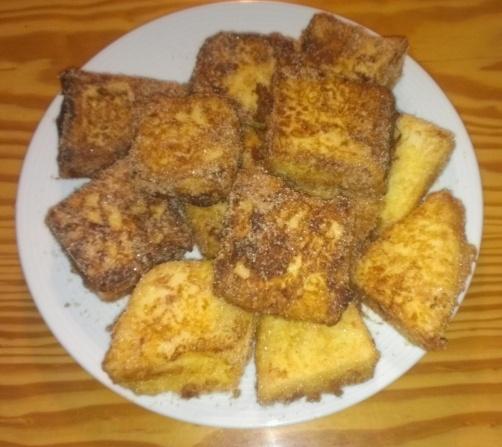 Leche Fritapara #Mycookhttp://www.mycook.es/receta/leche-frita/