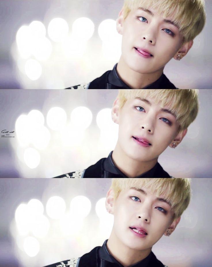 V - BTS MV Wings