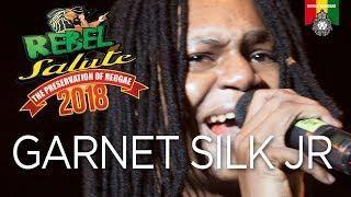 Garnet Silk Jr Live at Rebel Salute 2018