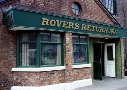 Coronation Street is the world's longest running soap opera and a British favourite that still dominates the TV ratings. It's come along way since...: Favourite Tv, Coronation Street, British Favourite, Corrie Street, Street Tv, Favourite Moviestv, Street Pub, Soaps Opera, Britain