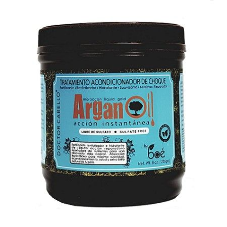 Boe Doctor Cabello Argan Oil Tratamiento 8 oz $4.49   Visit www.BarberSalon.com One stop shopping for Professional Barber Supplies, Salon Supplies, Hair & Wigs, Professional Product. GUARANTEE LOW PRICES!!! #barbersupply #barbersupplies #salonsupply #salonsupplies #beautysupply #beautysupplies #barber #salon #hair #wig #deals #sales #Boe #Doctor #Cabello #ArganOil #Tratamiento