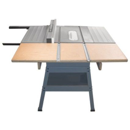 16 Table Saw Extension Kit By Peachtree Woodworking Pw1007 Woodworking Tables And Jigs