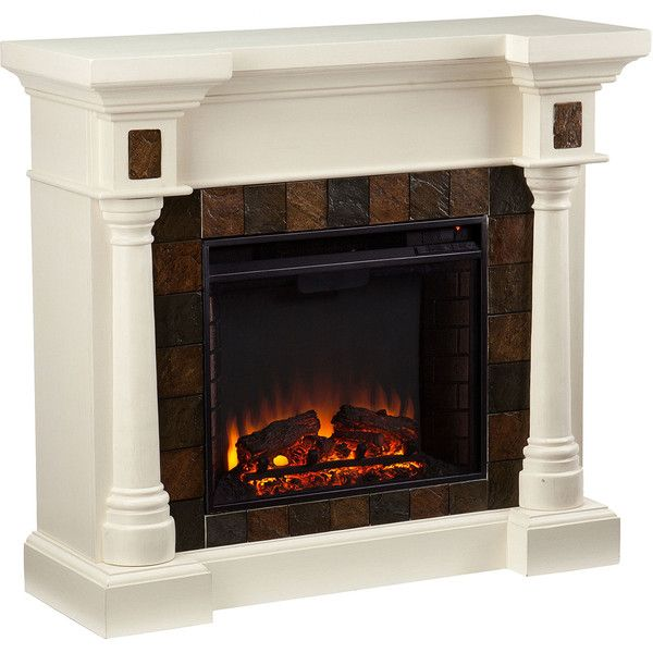 1000 Ideas About White Electric Fireplace On Pinterest Electric Fireplaces Fireplaces And