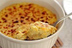 Frango ao Creme de Milho ~ PANELATERAPIA - Blog de Culinária, Gastronomia e Receitas