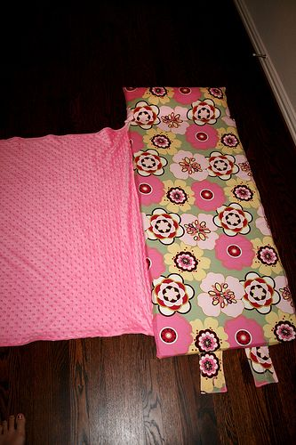 Daycare nap mat