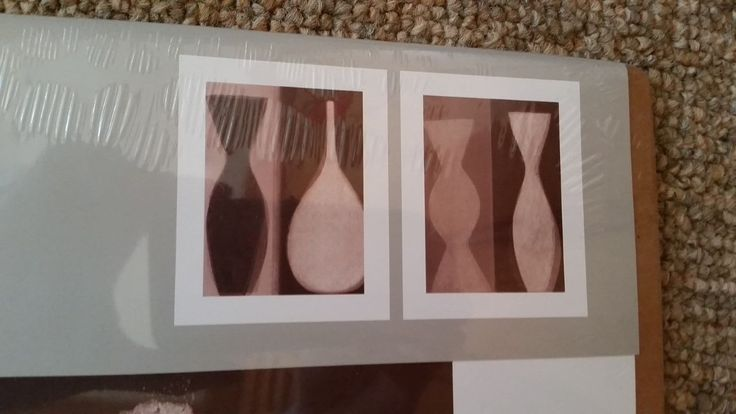 Ikea Tvilling Driftwood Set Of 2 Posters By Ruth Green Nip Discontinued 2009