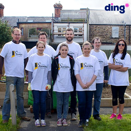 Last week, 13 members of our ding* staff traveled to the Dublin Simon Community's Chester House facility to volunteer. Read about how they got on in our latest blog.