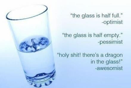 The world--through nerd eyes.: Water, Funny Sayings, Glasses, Points Of View, Funny Pictures, Quote, Dragon, Friday Funny, Photo