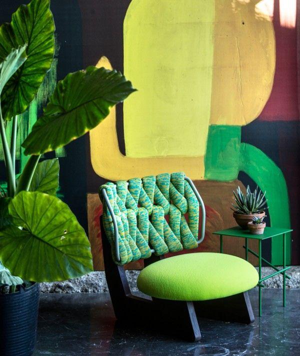 Today TOP designer: Patricia Urquiola.  #interiordesign #moderndecor #luxurydesign  See more: http://www.covetlounge.net/inspirations-ideas/