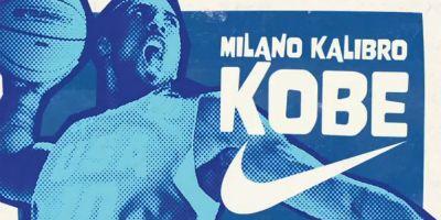 Kobe Bryant Italian Tour