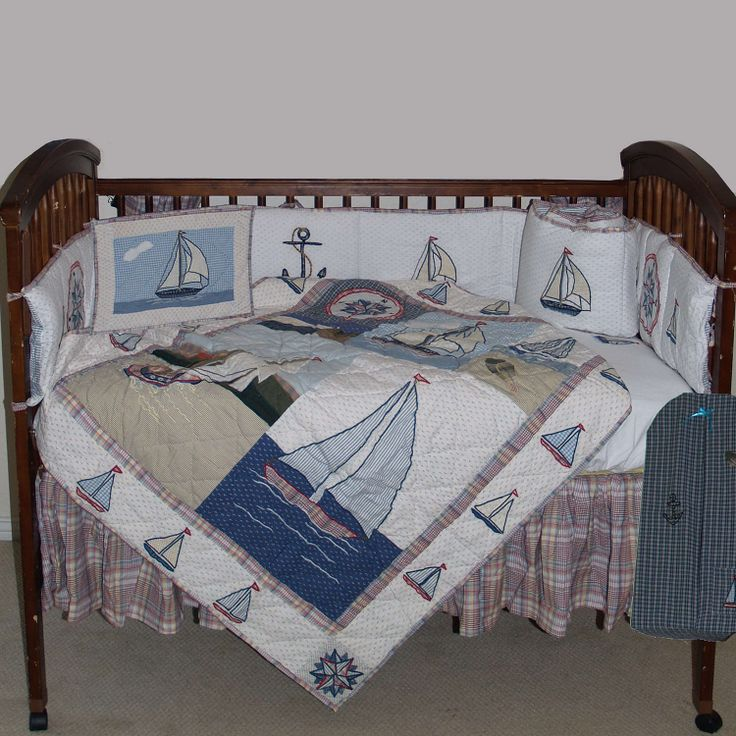 Nautical Infant Bedding: 80 Best Nursery Ideas Images On Pinterest