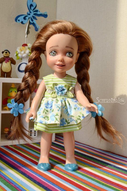 Милейшее создание - мини принцесса Дисней ООАК / Авторские куклы (ООАК) / Шопик…