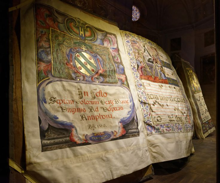 Catedrale, altes Buch, Granada, Spain