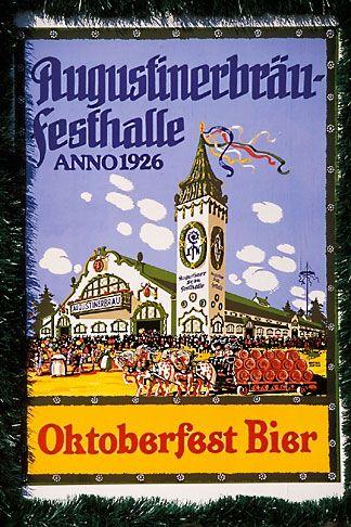 Oktoberfest Food Germany | Germany, Munich, Oktoberfest, Oktoberfest poster | David Sanger ...