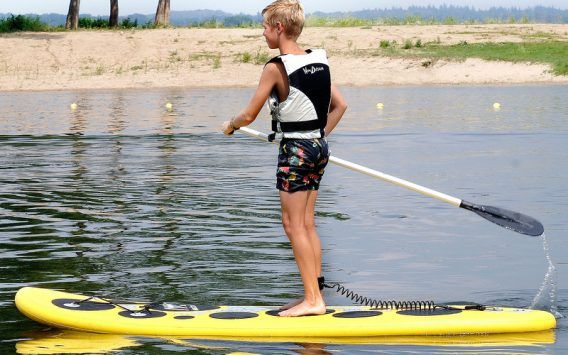 Your kids will LOVE our inflatable stand up paddle boards    Only $579 - elsewhere up to $890