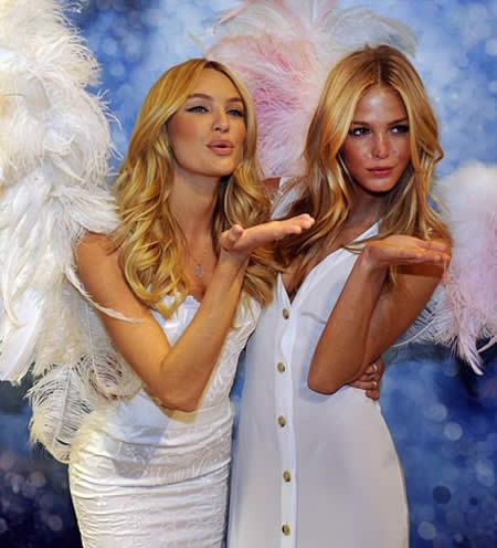 Victoria Top Secret Launches Angel Fragrance And The Dream Angels Bra