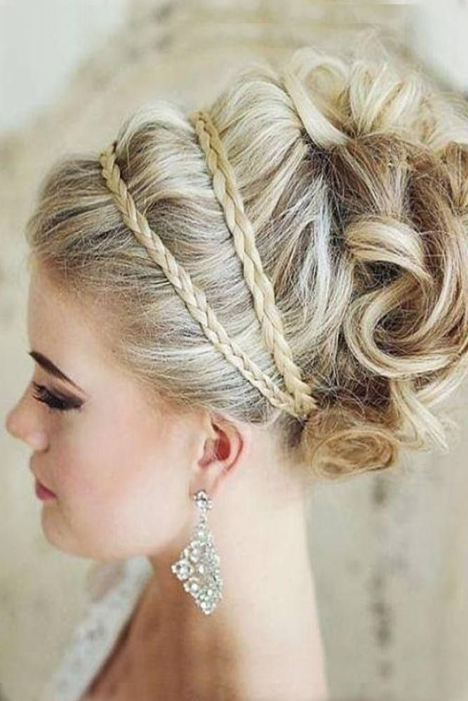 Nice 38 Amazing braid hairstyles for party and holidays http://inspinre.com/2018/02/08/38-amazing-braid-hairstyles-party-holidays/