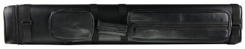 Ozone Pool Cue Case - Tube 2 Butt/4 Shaft - Black by Ozone Billiards. $67.00. If you own a two piece pool cue you should have a pool cue case to protect your investment. This beautiful Ozone Billiards tube-style cue case can do the job. Simply insert the shaft and the butt, zip it up and it is ready to go with you to your favorite pool hall. ( AC24 ) This billiard cue case features: Oval shape with poured rubber mold casing and lined in a soft, black material Holds two butts and ...