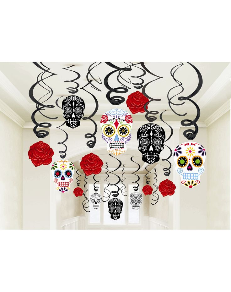 46 best Day of the Dead images by andi dean on Pinterest Sugar - halloween club decorations