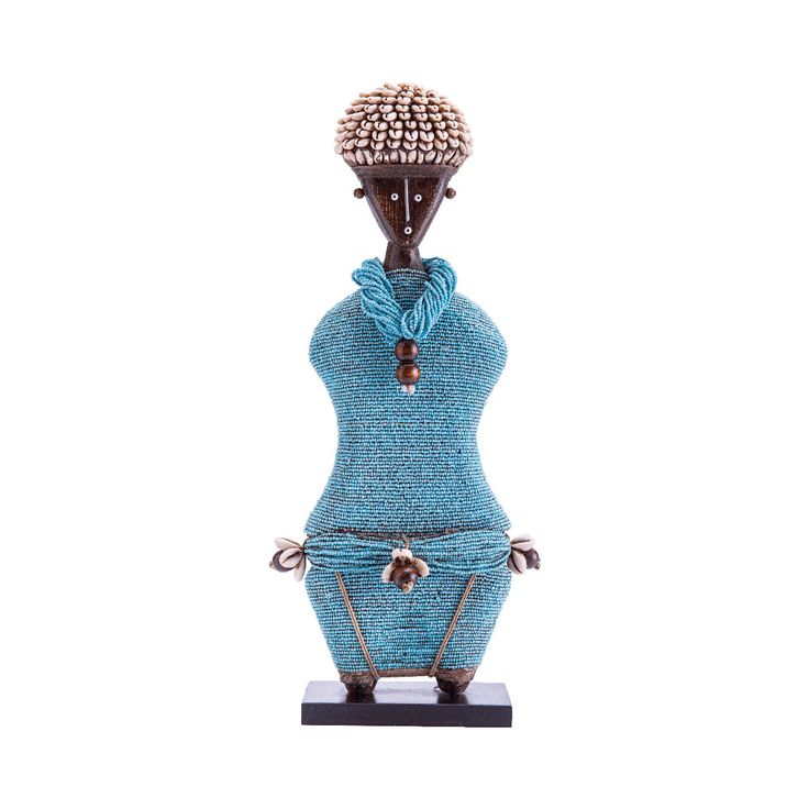 Namji Doll – Light Blue 04