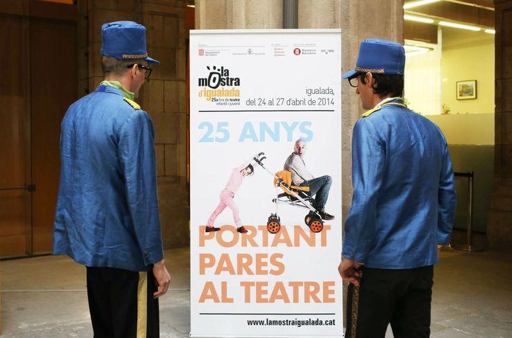 """En una semana empieza en Igualada, Barcelona, """"La Mostra d'Igualada"""", el festival de teatro juvenil e infantil para los pequeños de casa (y no tan pequeños). Del 24 al 27 de abril podréis descubrir las mejores propuestas de teatro en familia."""