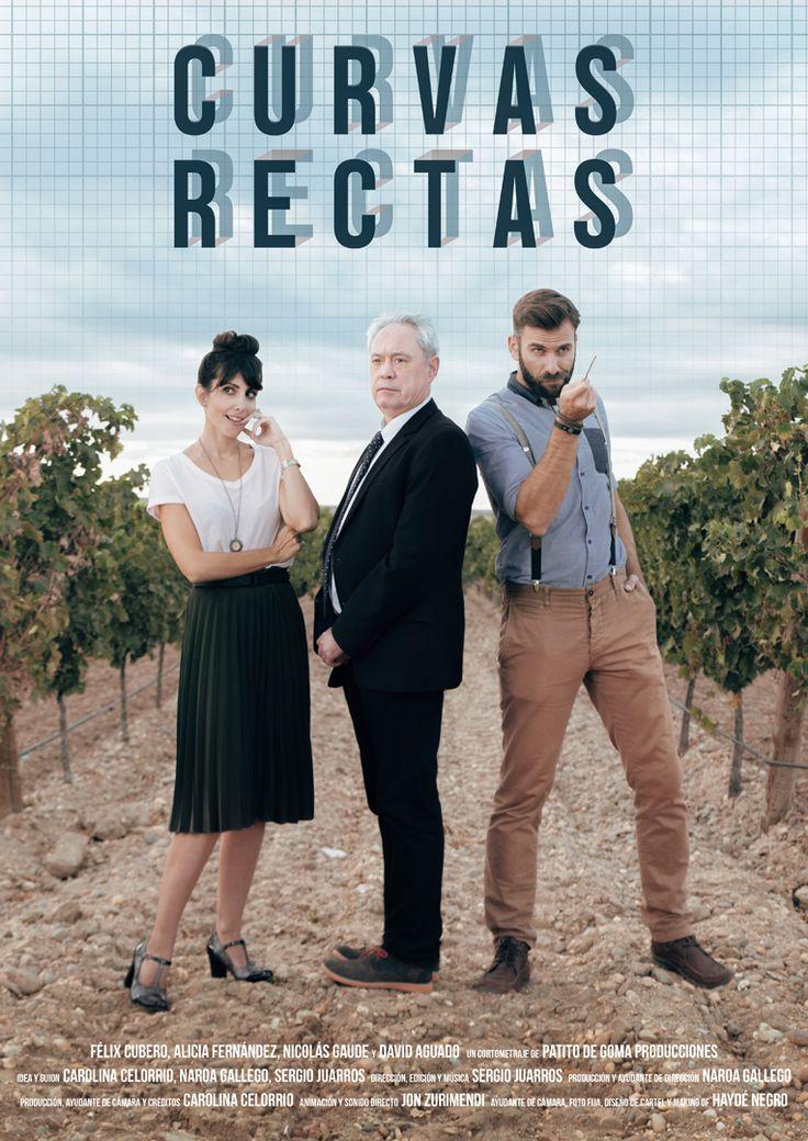 Cortometraje Curvas Rectas  haydenegro.com