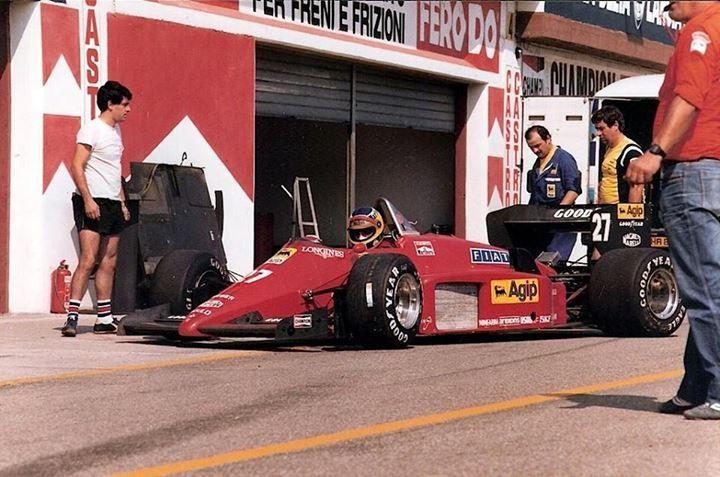 Ferrari F1 1982