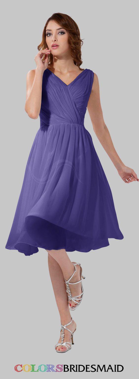 12 best Purple Bridesmaid Dresses images on Pinterest