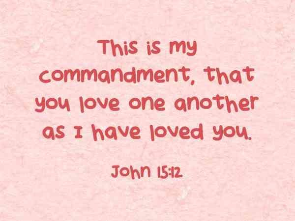 bible love quotes - photo #33