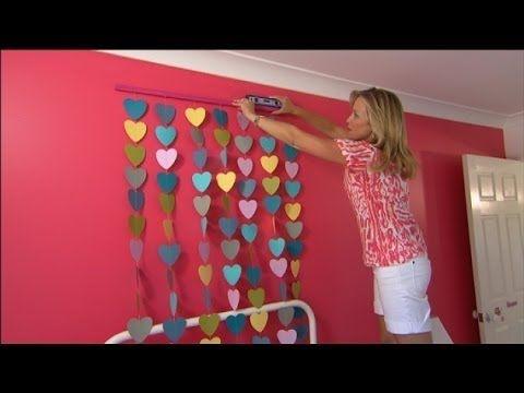 DIY -Butterflies Wall-Room Decor || Make Paper Butterflies|| Easy Paper Crafts - YouTube