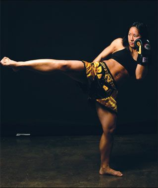 Muay Thai inspiration