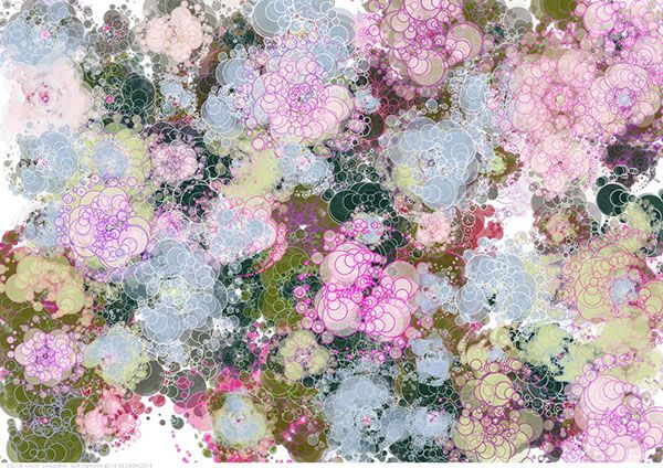 circulation flower (2012) on Behance