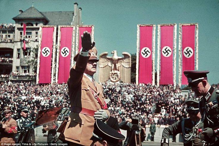 Just wrong, Adolf Hitler.