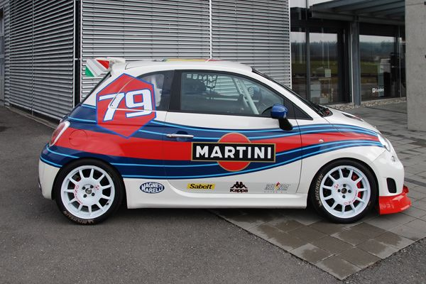 Fiat Martini Racing